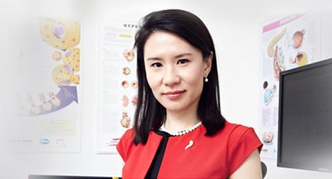 Dr. Lim Ing Haan 林瑛鸿医生
