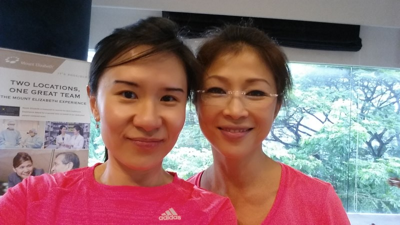 Be Heart Strong With Wong Li Lin